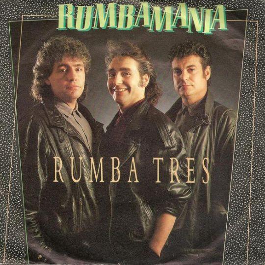 Coverafbeelding Rumbamania - Rumba Tres