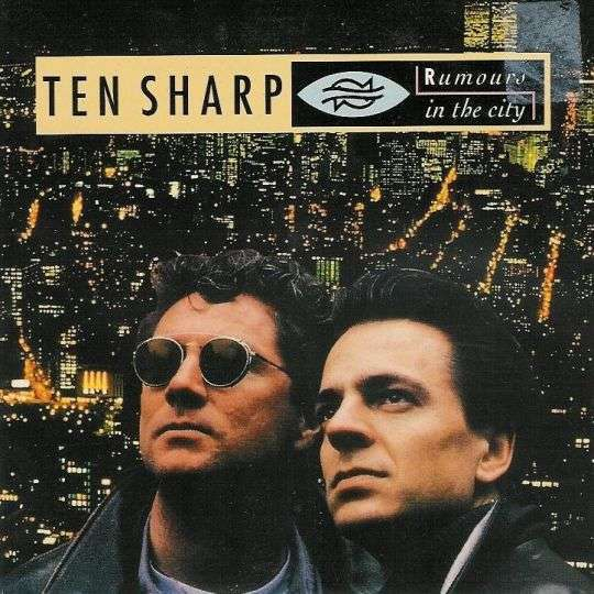 Coverafbeelding Rumours In The City - Ten Sharp