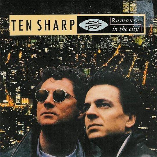 Coverafbeelding Rumours In The City - Ten Sharp