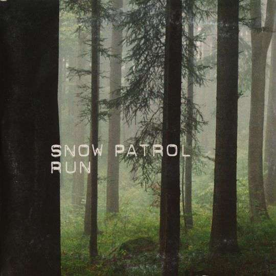Coverafbeelding Run - Snow Patrol