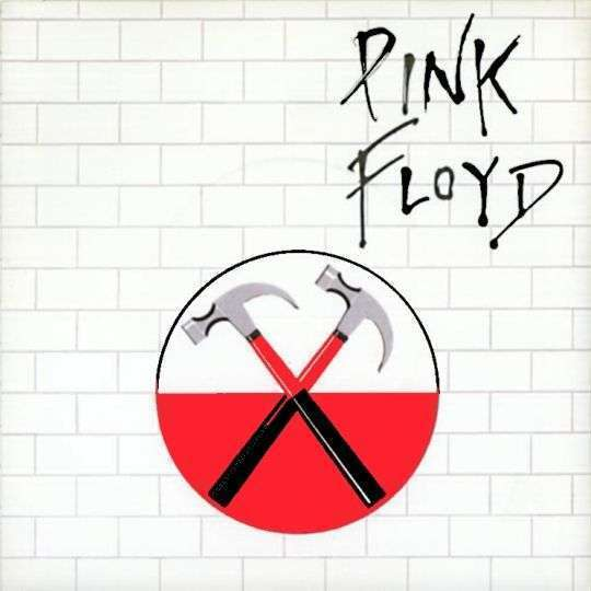 Coverafbeelding Run Like Hell - Pink Floyd