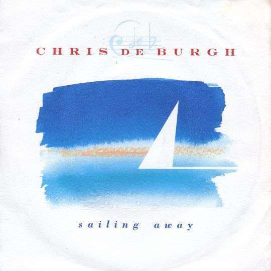 Coverafbeelding Sailing Away - Chris De Burgh