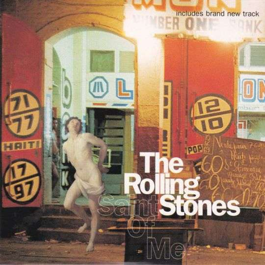 Coverafbeelding Saint Of Me - The Rolling Stones