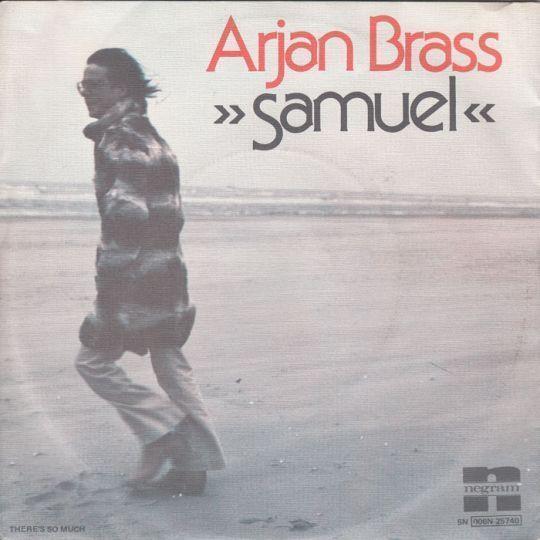 Coverafbeelding Samuel - Arjan Brass
