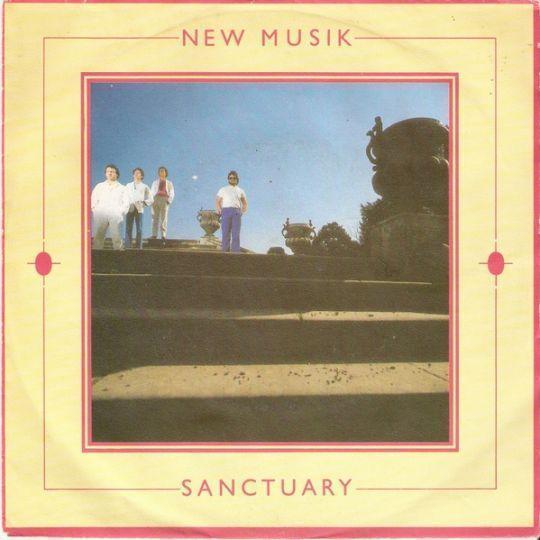 Coverafbeelding Sanctuary - New Musik