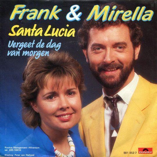 Coverafbeelding Santa Lucia - Frank & Mirella