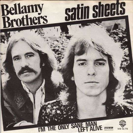 Coverafbeelding Satin Sheets - Bellamy Brothers