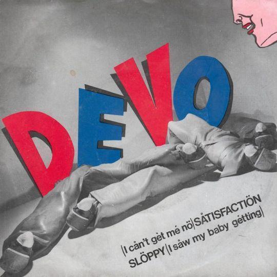 Coverafbeelding Devo - (I cån't gèt mé nö) Såtisfactiön