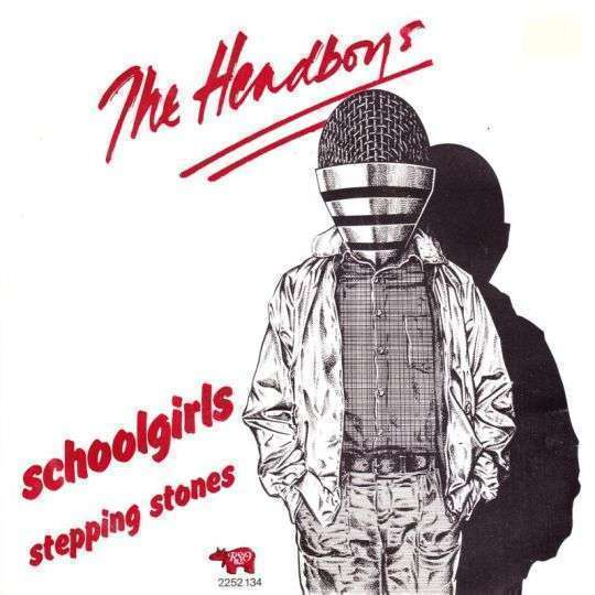 Coverafbeelding Schoolgirls - The Headboys
