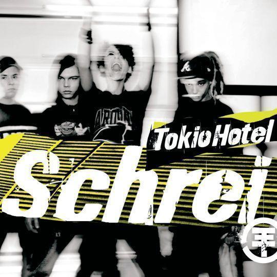 Coverafbeelding Tokio Hotel - Schrei