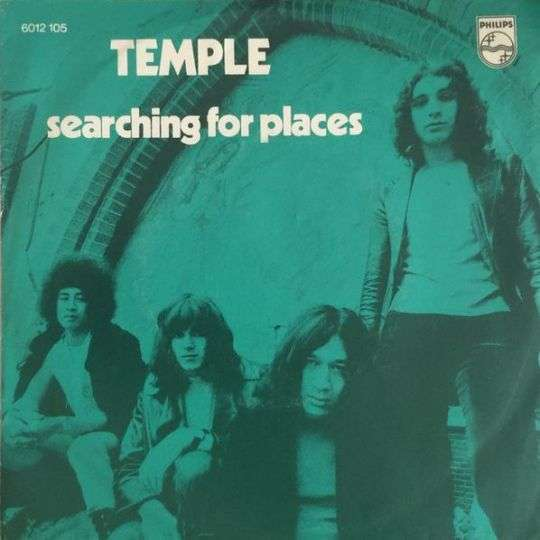 Coverafbeelding Temple - Searching For Places