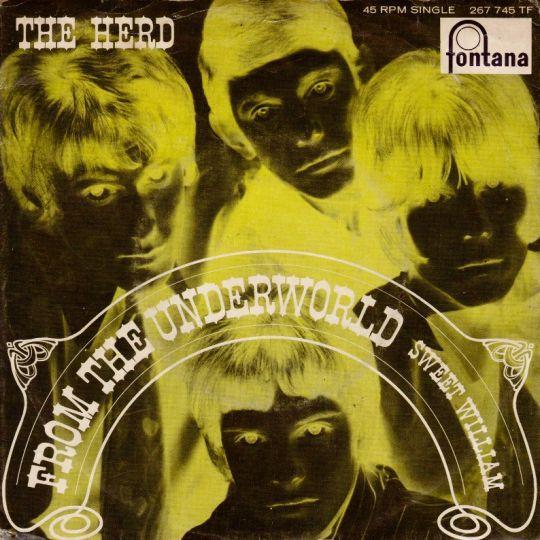 Coverafbeelding The Herd - From The Underworld