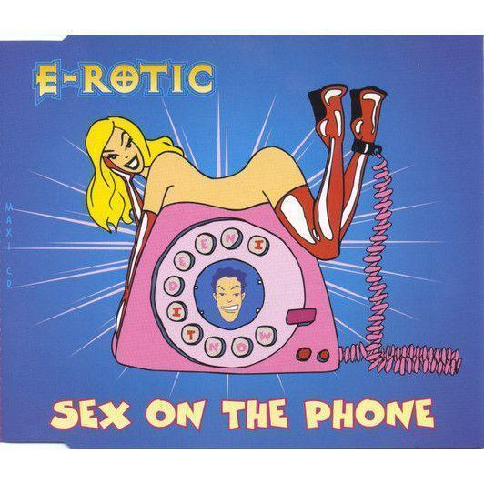 Coverafbeelding Sex On The Phone - E-Rotic