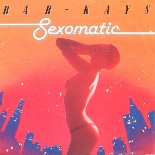 Coverafbeelding Sexomatic - Bar-kays