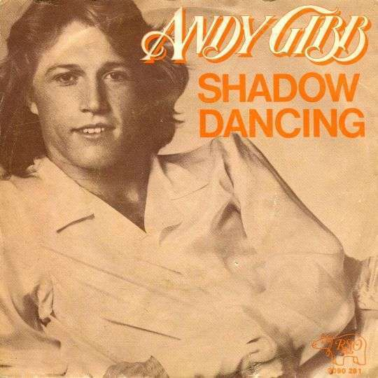 Coverafbeelding Shadow Dancing - Andy Gibb