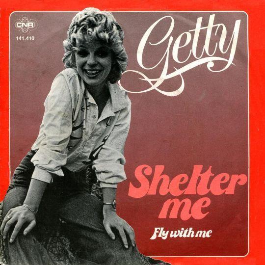 Coverafbeelding Shelter Me - Getty