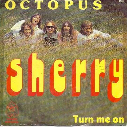 Coverafbeelding Sherry - Octopus