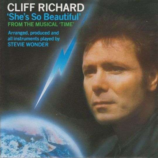 Coverafbeelding Cliff Richard - She's So Beautiful