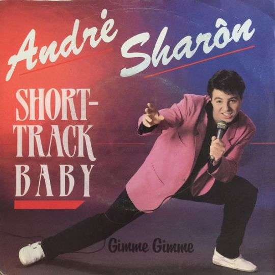 Coverafbeelding André Sharôn - Short-Track Baby