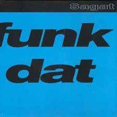 Coverafbeelding Sagat - Funk Dat