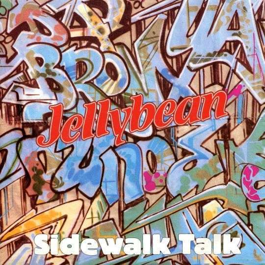 Coverafbeelding Sidewalk Talk - Jellybean
