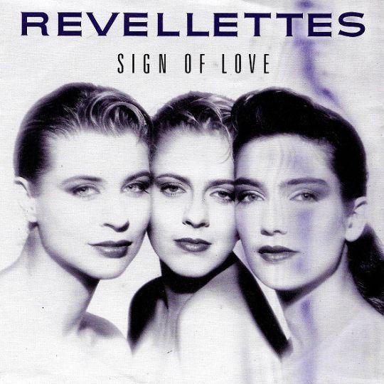 Coverafbeelding Sign Of Love - Revellettes