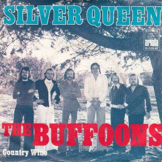 Coverafbeelding Silver Queen - The Buffoons