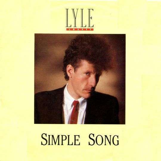 Coverafbeelding Simple Song - Lyle Lovett