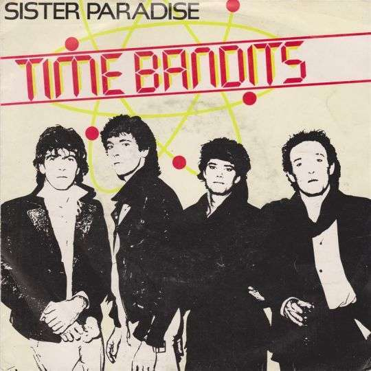 Coverafbeelding Sister Paradise - Time Bandits