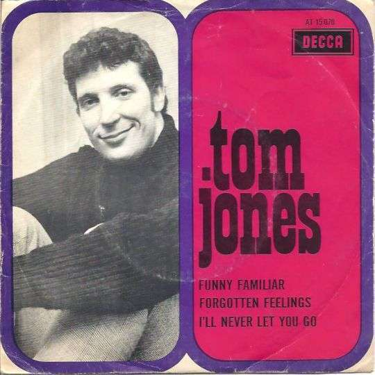 Coverafbeelding Funny Familiar Forgotten Feelings - Tom Jones