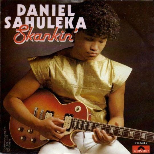 Coverafbeelding Skankin' - Daniel Sahuleka