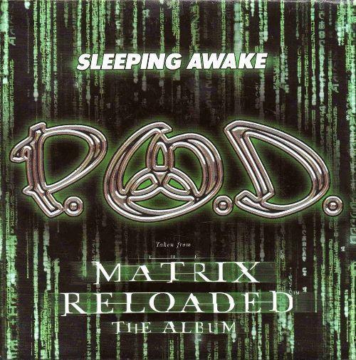 Coverafbeelding Sleeping Awake - P.o.d.