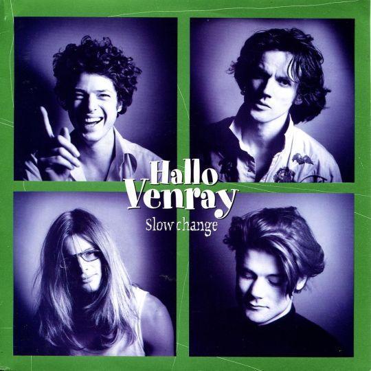 Coverafbeelding Hallo Venray - Slow Change