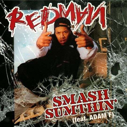 Coverafbeelding Smash Sumthin' - Redman (Feat. Adam F)