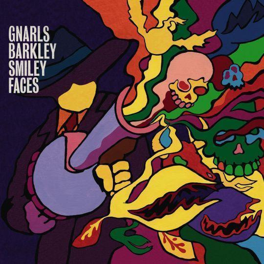 Coverafbeelding Smiley Faces - Gnarls Barkley