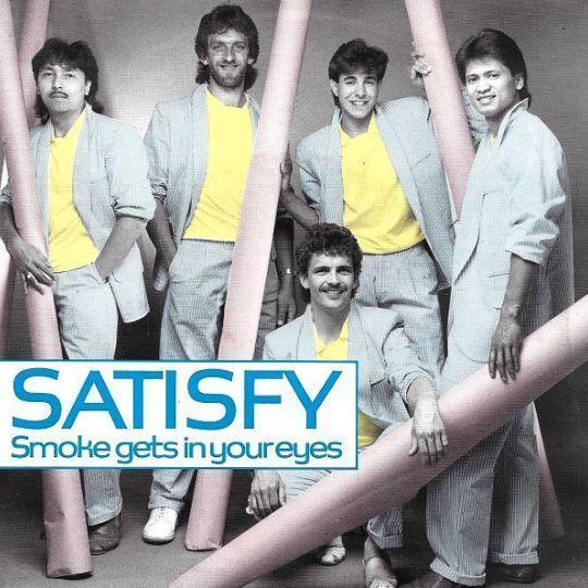 Coverafbeelding Satisfy - Smoke Gets In Your Eyes