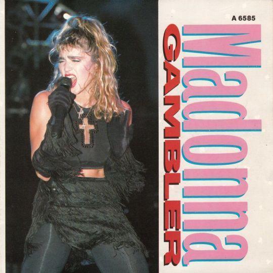 Coverafbeelding Gambler - Madonna
