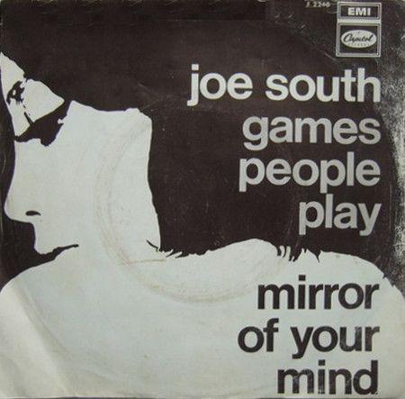 Coverafbeelding Joe South - Games People Play