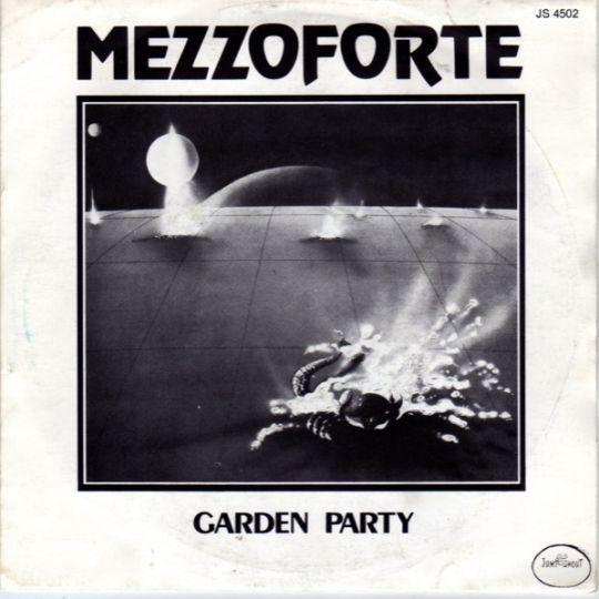 Coverafbeelding Mezzoforte - Garden Party