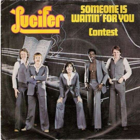 Coverafbeelding Someone Is Waitin' For You - Lucifer