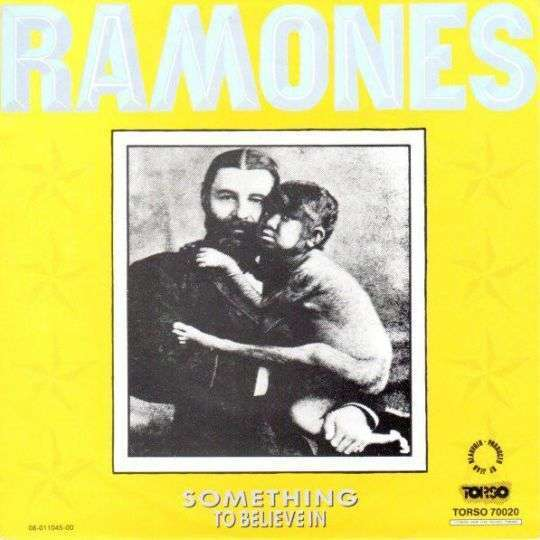 Coverafbeelding Ramones - Something To Believe In
