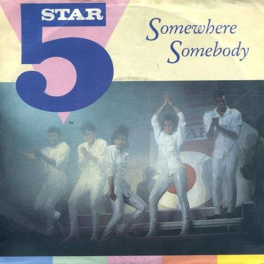 Coverafbeelding Somewhere Somebody - 5 Star