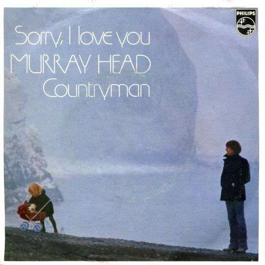 Coverafbeelding Sorry, I Love You - Murray Head