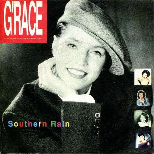 Coverafbeelding Southern Rain - G'race