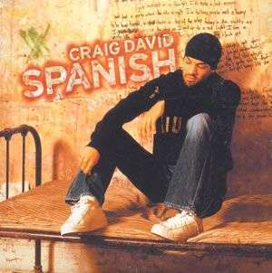 Coverafbeelding Spanish - Craig David