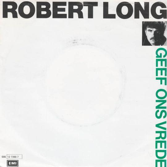 Coverafbeelding Geef Ons Vrede - Robert Long