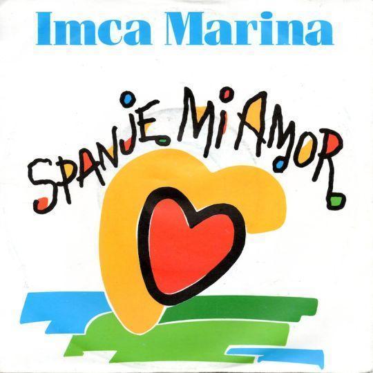 Coverafbeelding Spanje Mi Amor - Imca Marina