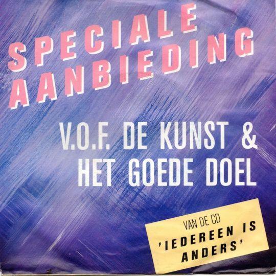 Coverafbeelding Speciale Aanbieding - V.o.f. De Kunst & Het Goede Doel