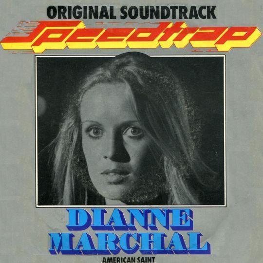 Coverafbeelding Speedtrap - Dianne Marchal