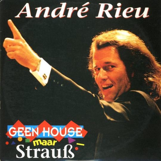 Coverafbeelding Geen House Maar Strauß - André Rieu